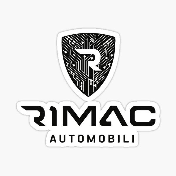 Rimac Sticker