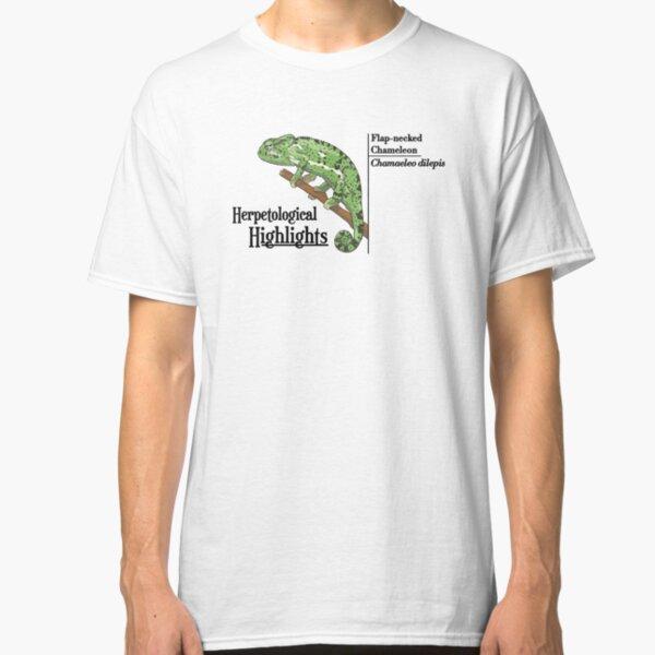 Flap-necked chameleon - Chamaeleo dilepis | Alternative Classic T-Shirt
