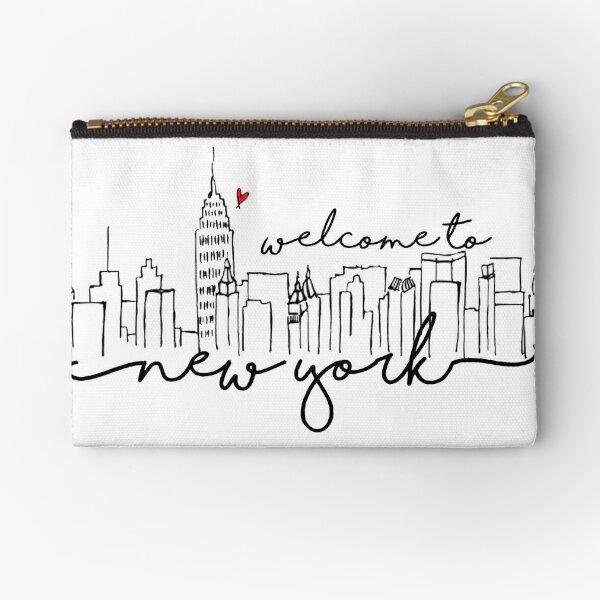 Bienvenue à New York Pochette