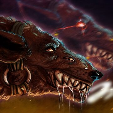 Hellhounds by rachelgeorge