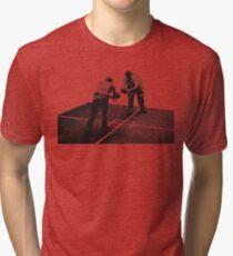 palenque de gallos Tri-blend T-Shirt