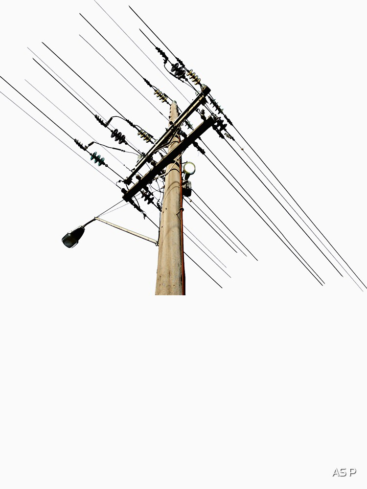 electrical pole colour version by sasufi