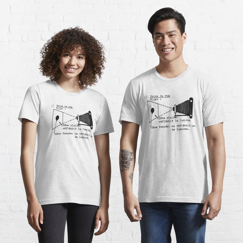 la prise de vue Essential T-Shirt