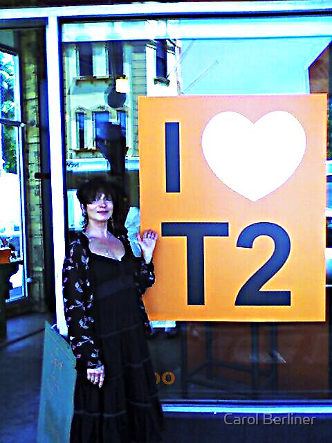 T 2 by Carol Berliner