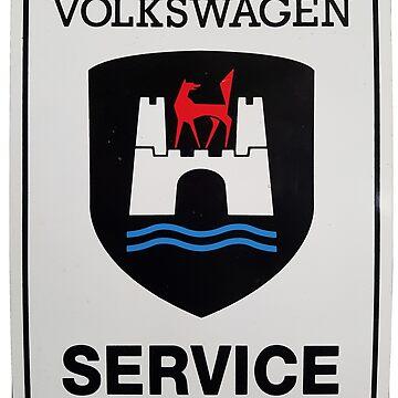 Wolfsburg Volks service by benbdprod