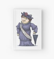 Nellie McClung Hardcover Journal
