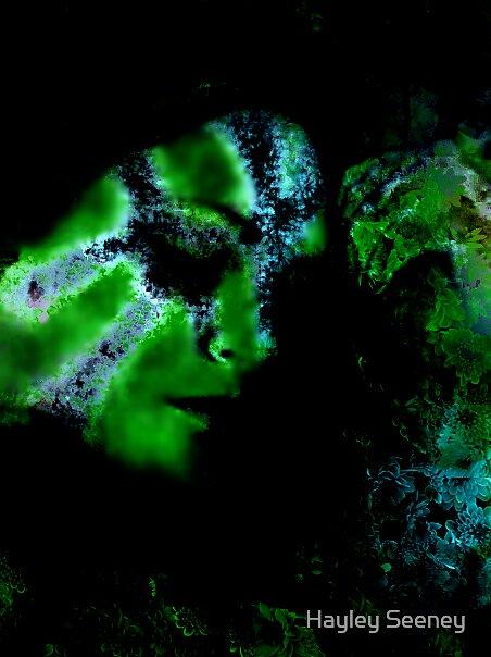 Forest queen slumber by Hayley Seeney