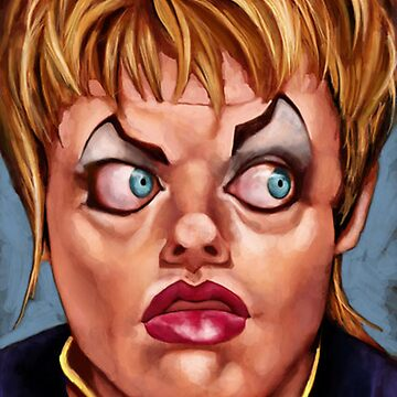 Eddie Izzard by JRGibson