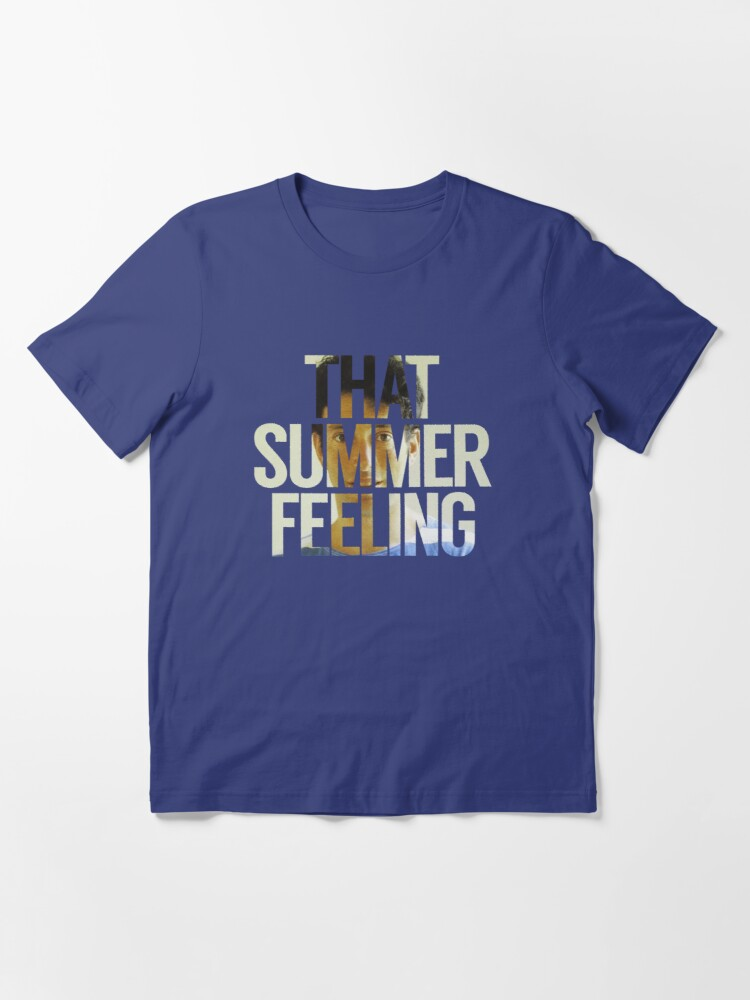 Alternate view of Jonathan Richman That Summer Feeling Essential T-Shirt