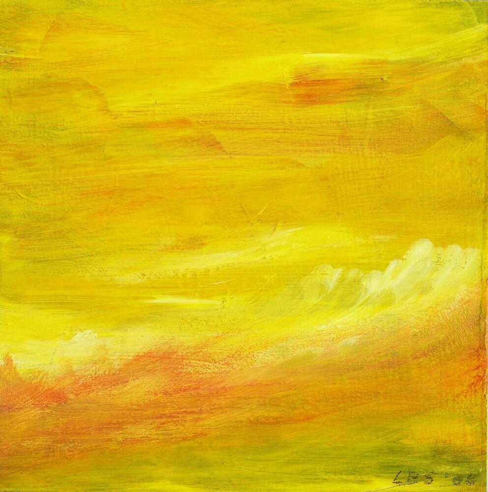 Golden Glory by ArtByLinda
