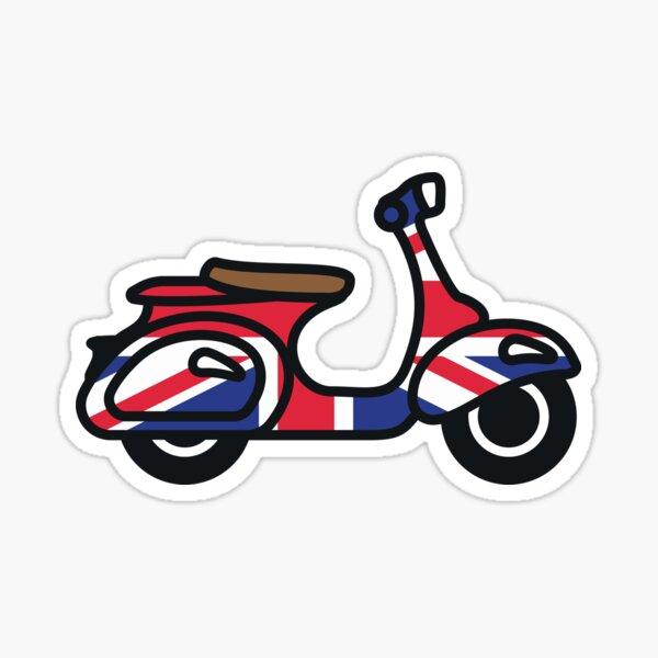Whizz - UK Sticker
