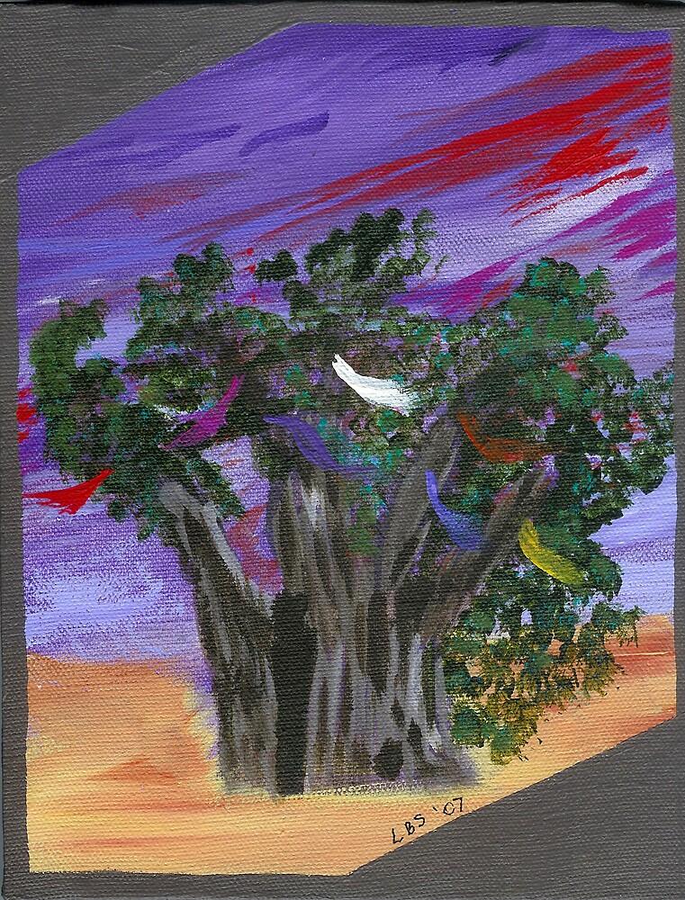 Celebrate the Tree by ArtByLinda