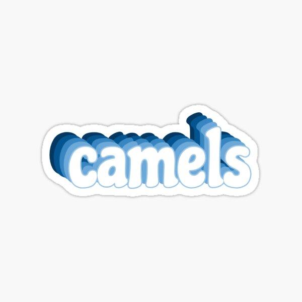 Camels - Connecticut College Sticker