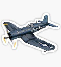 F4U Corsair Sticker