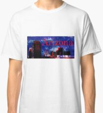 Arizona Proud - Phoenix Skyline Classic T-Shirt