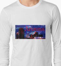 Arizona Proud - Phoenix Skyline Long Sleeve T-Shirt