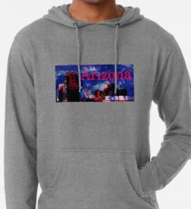 Arizona Proud - Phoenix Skyline Lightweight Hoodie