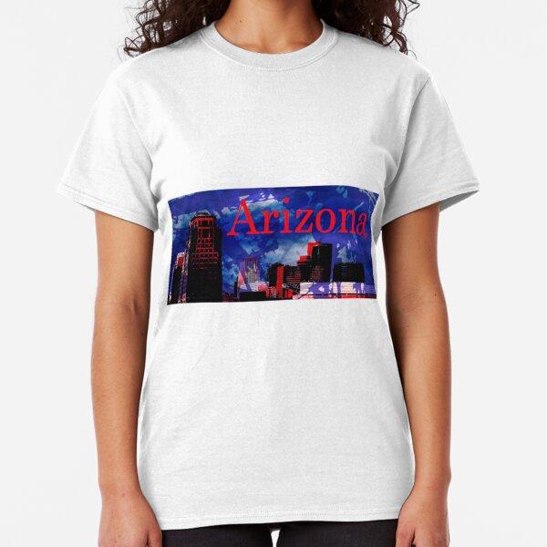 Arizona Proud - Phoenix Skyline Classic T-Shirt