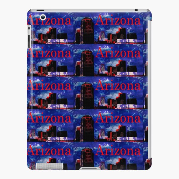 Arizona Proud - Phoenix Skyline iPad Snap Case