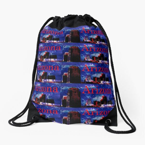 Arizona Proud - Phoenix Skyline Drawstring Bag