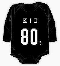 80s Kid Stuff One Piece - Long Sleeve