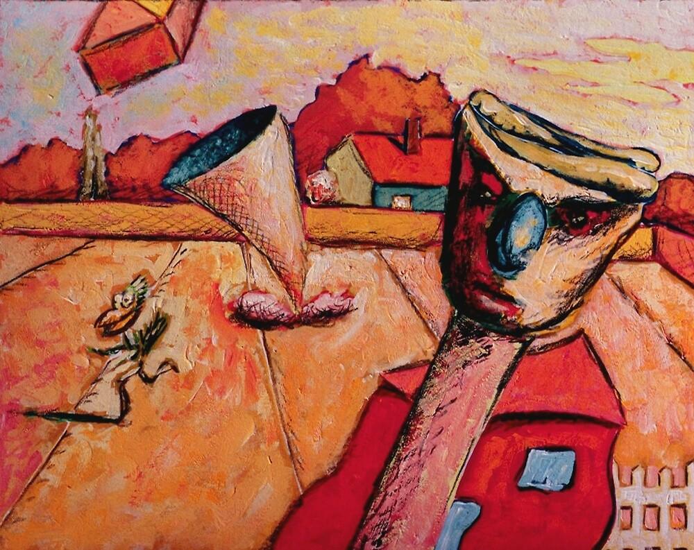 Twister by Ronald Walker