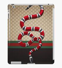 snake strapped iPad Case/Skin