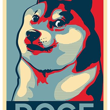 DOGE for president! by gettinitnow