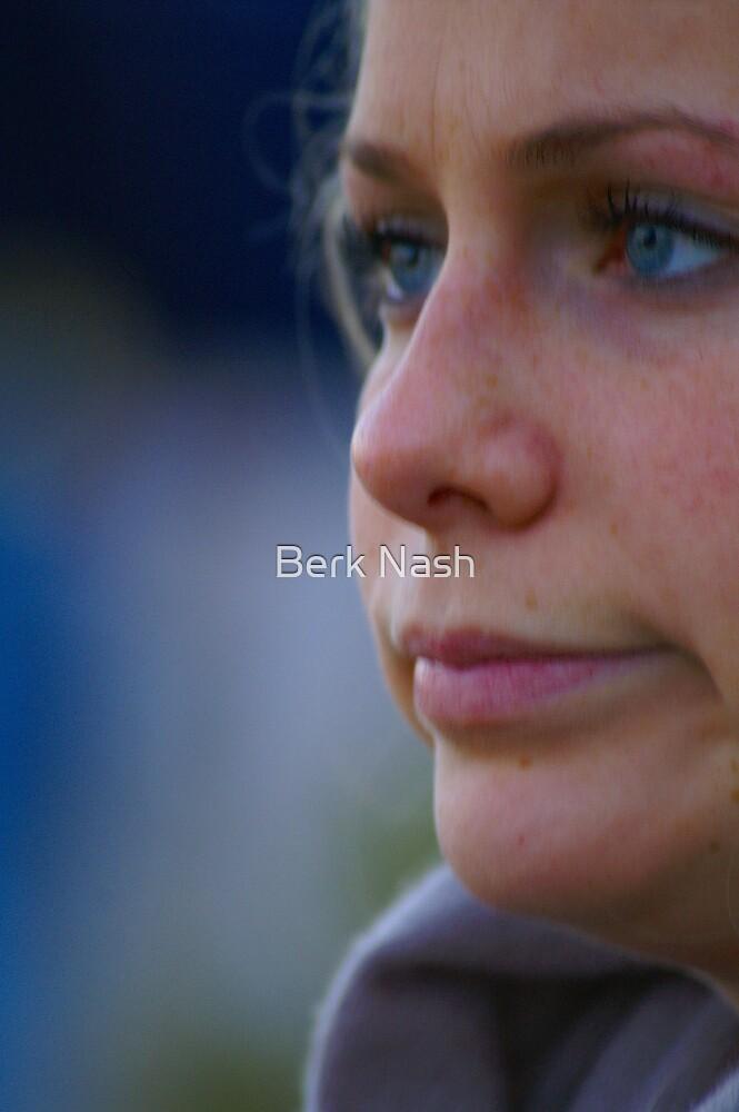 Face In Crowd by Berk Nash