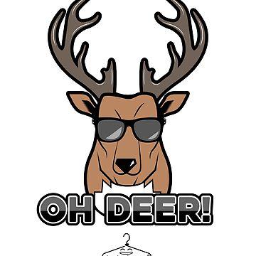 Oh Deer! by funkyhanger