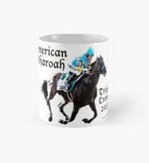 American Pharoah Triple Crown 2015 Mug