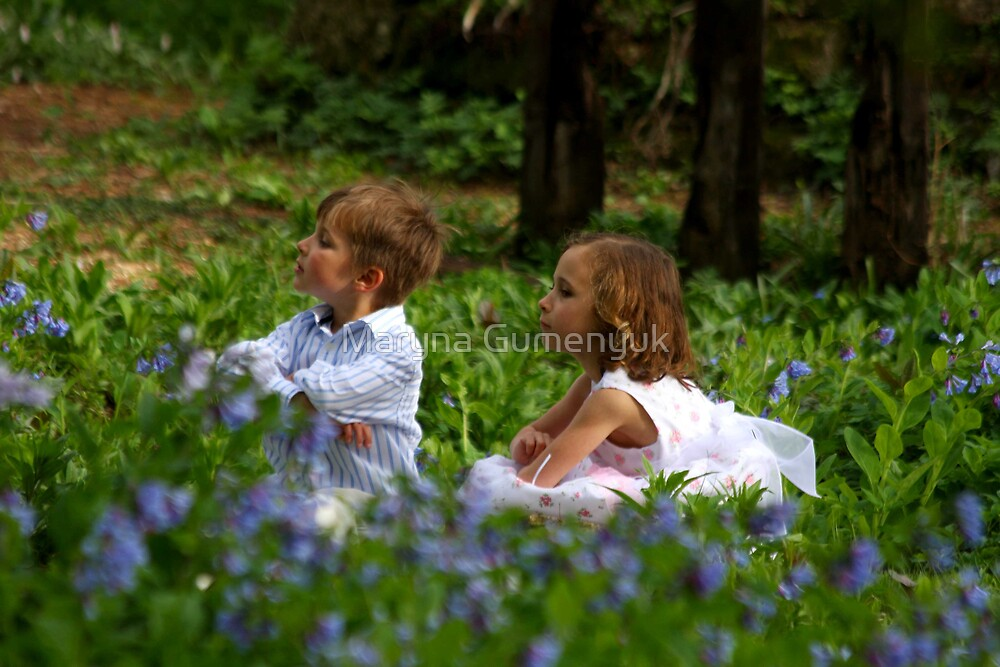 Children by Maryna Gumenyuk
