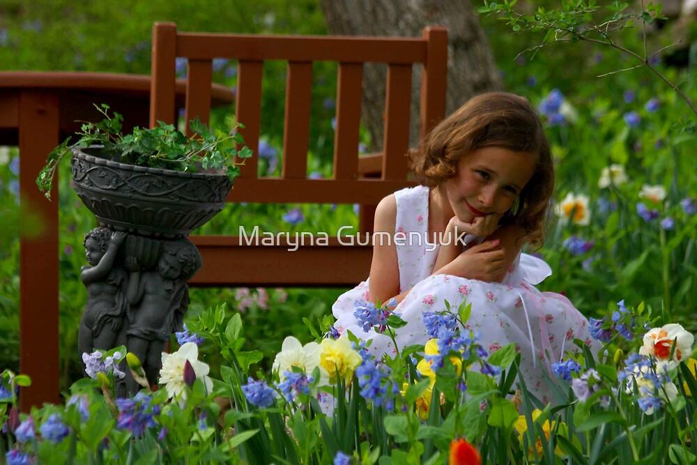 Girl by Maryna Gumenyuk