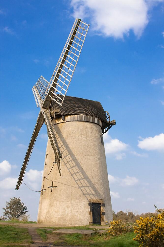 Bidston Windmill by Kerry Lunt