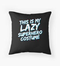 Superhero Costume Gift Funny Party Movie Comic Gift Floor Pillow