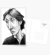 Virginia Woolf Postcards