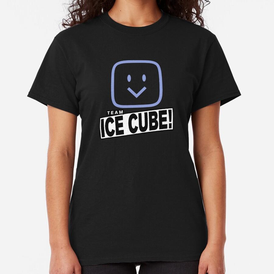 Team Ice Cube! (hanger logo for dark shirt colors) Classic T-Shirt