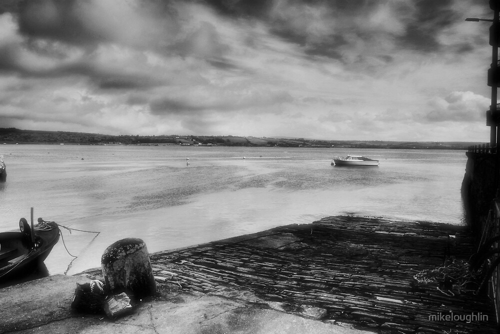 Infrared seascape by mikeloughlin
