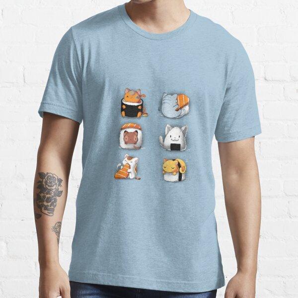 Sushi - Cat Essential T-Shirt