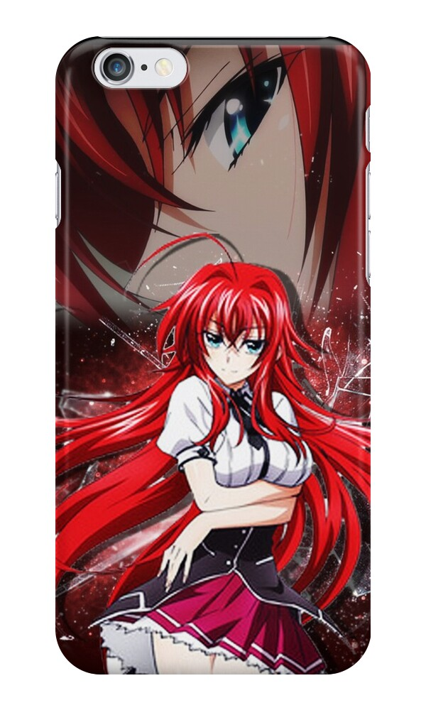 What you guys think of this rias phone case? : HighschoolDxD
