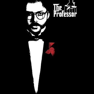 The Professor by Pescapin