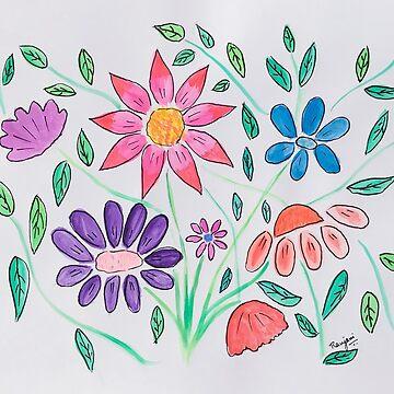 Flowers by ranjaniart