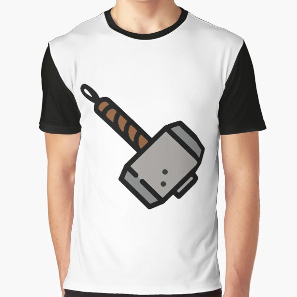 Stop! Hammer Time! Graphic T-Shirt