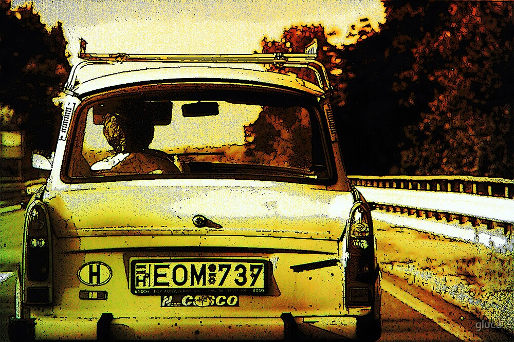 On the road by gluca