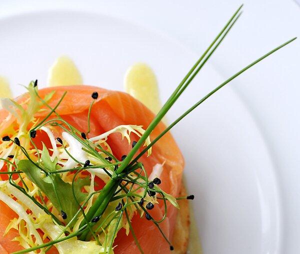 Salmon style by ales olasz