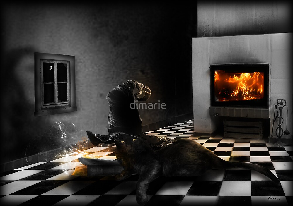 The Familiar by dimarie