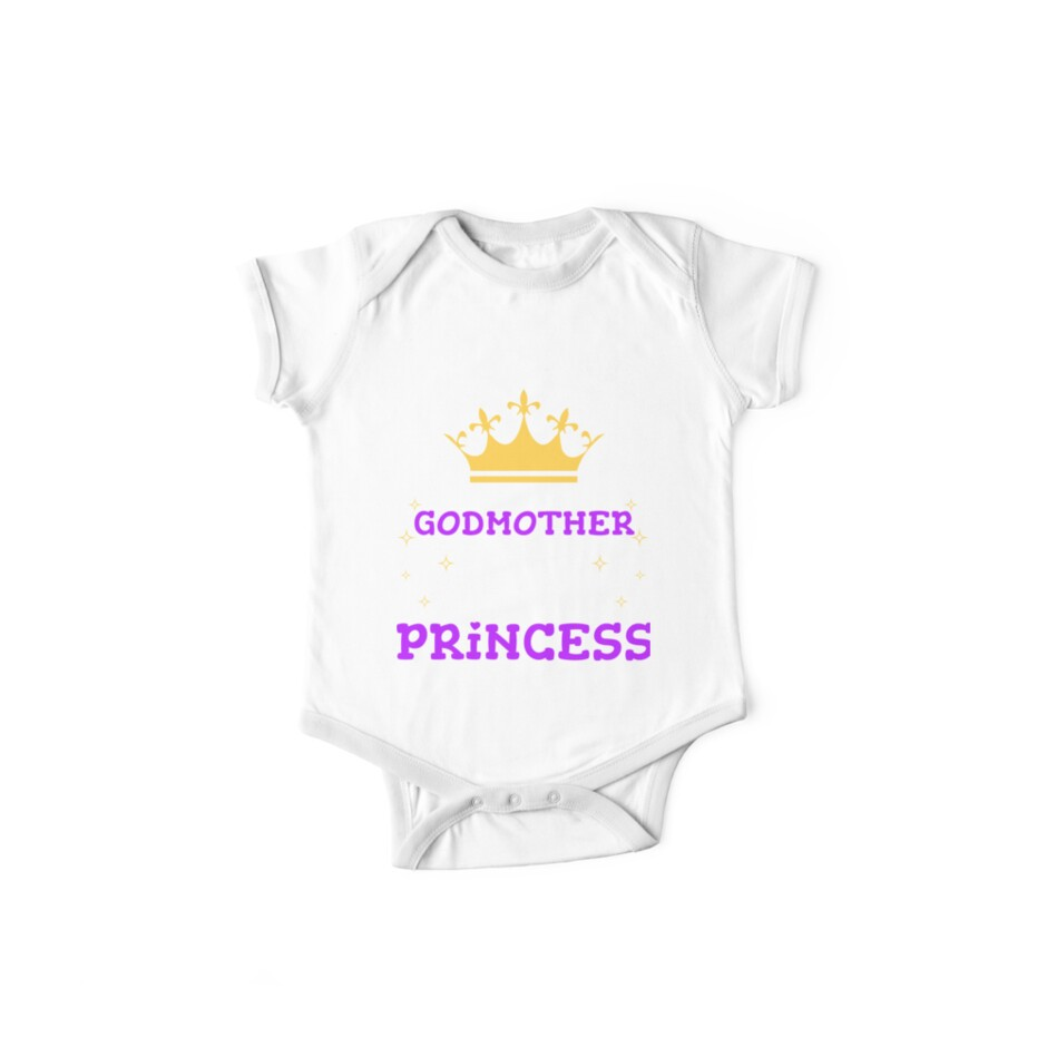 a4766da2 Godmother Gift God mother of the Birthday Princess Girl Party