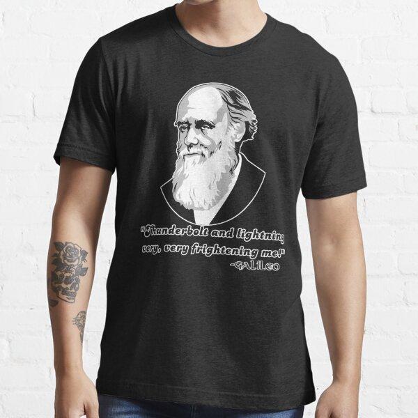 Galileo - Bohemian Rhapsody Queen Lyrics Essential T-Shirt