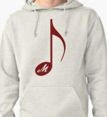 Muhlenberg Music Pullover Hoodie