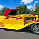 Hot Rod On Show by TonyCrehan